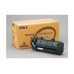 OKI MLFUS-C4A 定着器ユニット メンテ品 純正