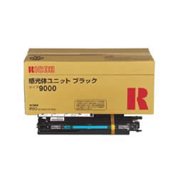 RICOH 509393 感光体ユニット タイプ9000 ブラック 純正