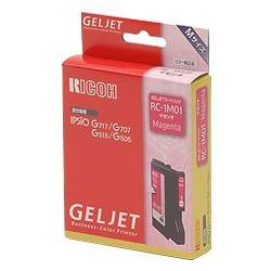 RICOH 509808 GELJETカートリッジ マゼンタ RC-1M01