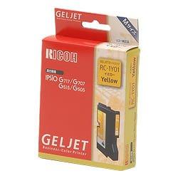 RICOH 509809 GELJETカートリッジ イエロー RC-1Y01