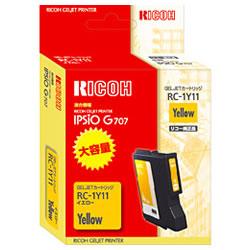 RICOH 509813 GELJETカートリッジ イエロー RC-1Y11