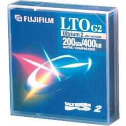 FUJIFILM LTO FB UL-2 200G J LTOデータカートリッジ