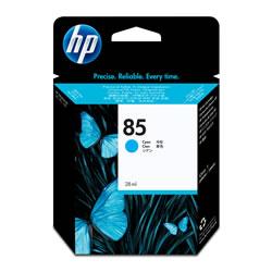 HP C9425A HP85 インクカートリッジ シアン 純正
