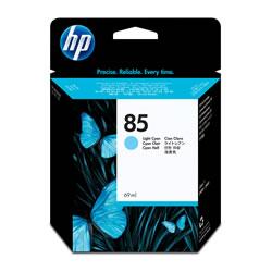 HP C9428A HP85 インクカートリッジ ライトシアン 純正