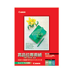 CANON 1033A020 高品位専用紙 HR-101S A4