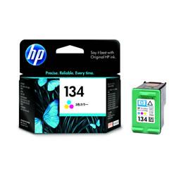 HP C9363HJ HP134 プリントカートリッジ 3色カラー(増量) 純正
