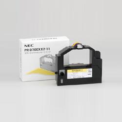 NEC PR-D700XX2-11 カラーインクリボンカートリッジ 4色