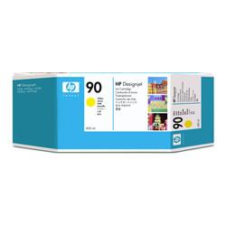 HP C5065A HP90 インクカートリッジ イエロー