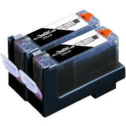 エコリカ ECI-CA03B2P リサイクルインク ブラック 2個パック