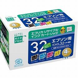 エコリカ ECI-E324P/BOX リサイクルインク