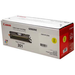 CANON 9284A004 トナーカートリッジ301 イエロー 国内純正