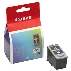 CANON 0393B001 BC-91 FINEカートリッジ 3色カラー 大容量 純正