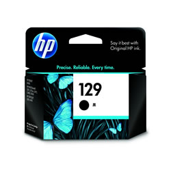 HP C9364HJ HP129 プリントカートリッジ 黒 純正