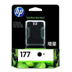 HP C8719HJ HP177 プリントカートリッジ 黒(増量) 純正