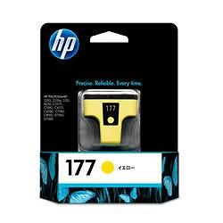HP C8773HJ HP177 プリントカートリッジ イエロー 純正