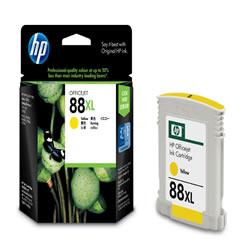 HP C9393A HP88 インクカートリッジ イエロー 純正