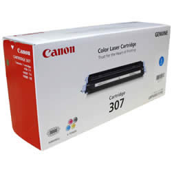 CANON 9423A005 トナーカートリッジ307 シアン 国内純正