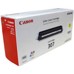 CANON 9421A005 トナーカートリッジ307 イエロー 国内純正