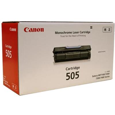 CANON 0265B004 トナーカートリッジ505 国内純正