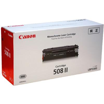 CANON 0917B004 トナーカートリッジ508II 国内純正