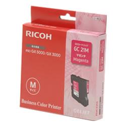 RICOH 515629 GXカートリッジ マゼンタ GC21M Mサイズ