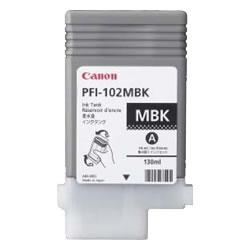 CANON 0894B001 PFI-102MBK インクタンク 顔料マットブラック