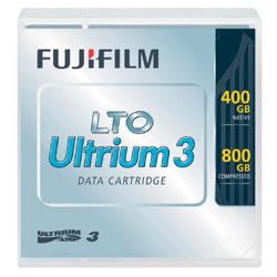 FUJIFILM LTO FB UL-3 400G J LTOデータカートリッジ