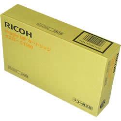 RICOH 636178 MPカートリッジ イエロー C1500 純正