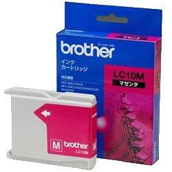 BROTHER LC10M インクカートリッジ マゼンタ