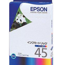 EPSON ICCL45 インクカートリッジ 4色一体型 純正