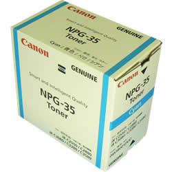 CANON 0453B001 NPG-35 トナー シアン 国内純正