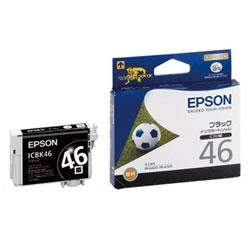 EPSON ICBK46 インクカートリッジ ブラック 純正