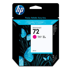 HP C9399A HP72 インクカートリッジ マゼンタ 染料系 純正