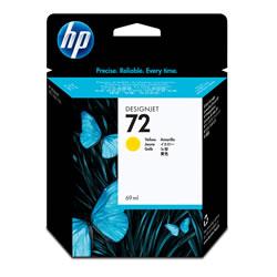 HP C9400A HP72 インクカートリッジ イエロー 染料系 純正