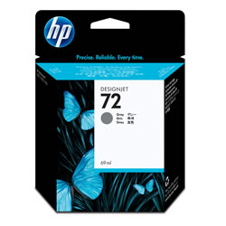 HP C9401A HP72 インクカートリッジ グレー 染料系 純正