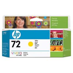 HP C9373A HP72 インクカートリッジ イエロー 染料系 純正