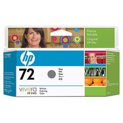 HP C9374A HP72 インクカートリッジ グレー 染料系 純正