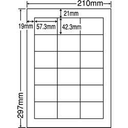 ナナ LDW18P シートカットラベル(マルチタイプ)