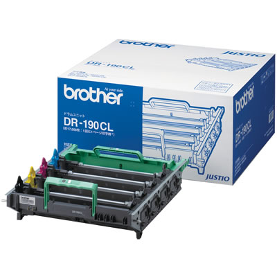 BROTHER DR-190CL ドラムユニット 純正