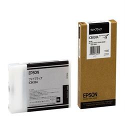 EPSON ICBK38A インクカートリッジ フォトブラック 純正