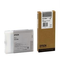 EPSON ICGY38A インクカートリッジ グレー 純正