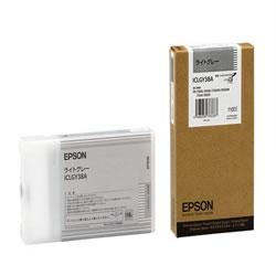 EPSON ICLGY38A インクカートリッジ ライトグレー 純正