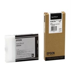 EPSON ICBK39A インクカートリッジ フォトブラック 純正