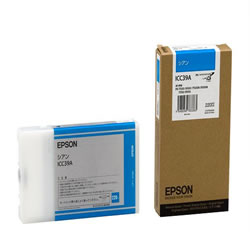 EPSON ICC39A インクカートリッジ シアン 純正