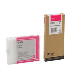 EPSON ICM39A インクカートリッジ マゼンタ 純正