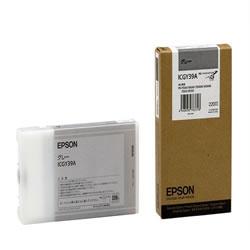 EPSON ICGY39A インクカートリッジ グレー 純正