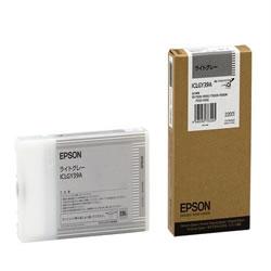 EPSON ICLGY39A インクカートリッジ ライトグレー 純正