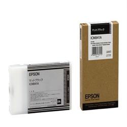 EPSON ICMB41A インクカートリッジ マットブラック 純正