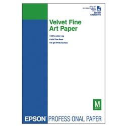 EPSON KA3N20VFA Velvet Fine Art Paper