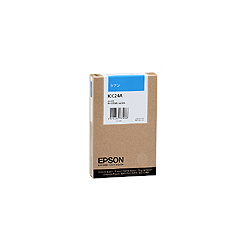 EPSON ICC24A インクカートリッジ シアン 純正